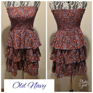 Old Navy Strapless Dress! Simply Adorable!